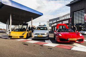 Ferrari, VW of Lamborgini, de keuze is niet moeilijk....